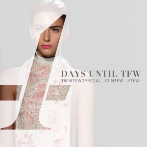 4 Days Left Until…Toronto Fashion Week FW16